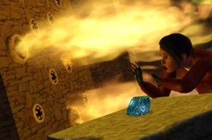 Warhammer Quest Dungeon Events - Trap! Firespray