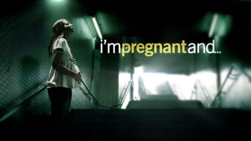 DH I'm Pregnant And