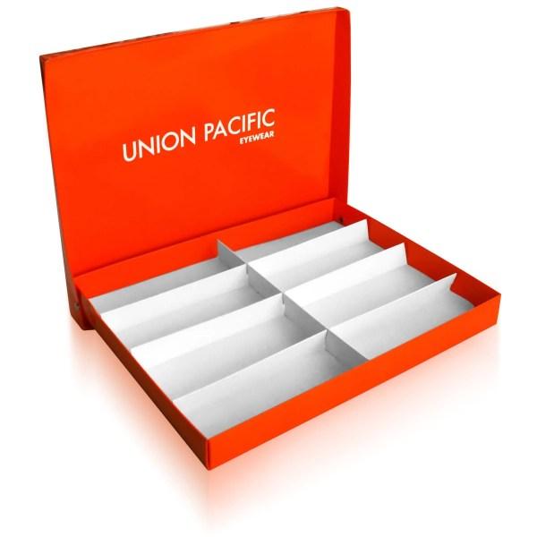 Caja Union Pacific