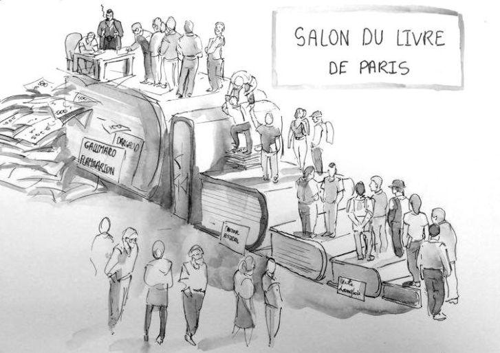 saloon du livre