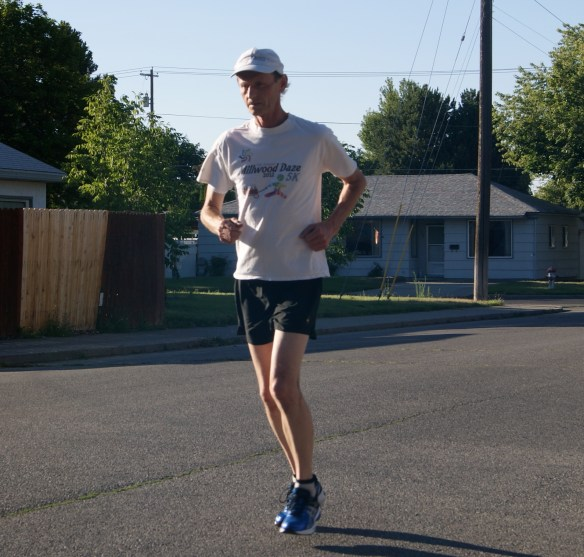 A slow warm-up is a good way to start a run, but it doesn't impress.