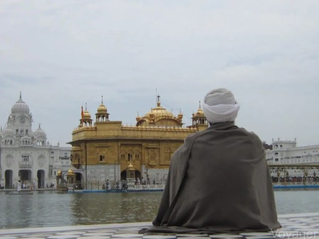 The Golden Temple - where serenity serenades spirituality - Voyager