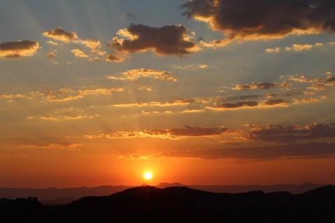 Sunset Mowani