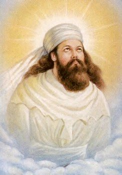"""Zoroaster was born of a virgin and """"immaculate conception by a ray of divine reason."""" He was baptized in a river. In his youth he astounded wise men with his wisdom. He was tempted in the wilderness by the devil. He began his ministry at age 30. Zoroaster baptized with water, fire and """"holy wind."""" He cast out demons and restored the sight to a blind man. He taught about heaven and hell, and revealed mysteries, including resurrection, judgment, salvation and the apocalypse. He had a sacred cup or grail. He was slain. His religion had a eucharist. He was the """"Word made flesh."""" Zoroaster's followers expected a """"second coming"""" in the virgin-born Saoshynt or Savior, who is to come in 2341 AD and begin his ministry at age 30, ushering in a golden age."""