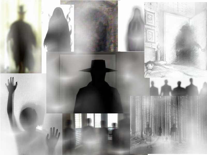 moving shadows in peripheral vision