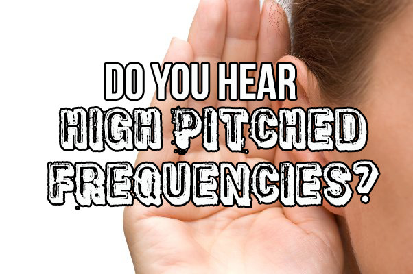 The most common form of tinnitus is the bilateral, high pitched, non-pulsatile form that is heard at night 2