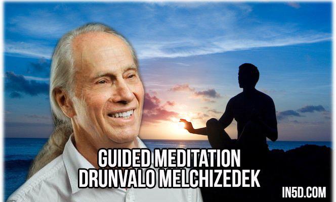Guided Meditation by Drunvalo Melchizedek