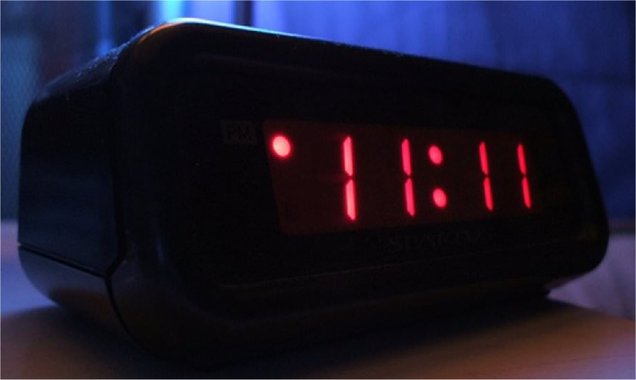 11:11 And Other Repetitive, Synchronistic Numbers in5d in 5d