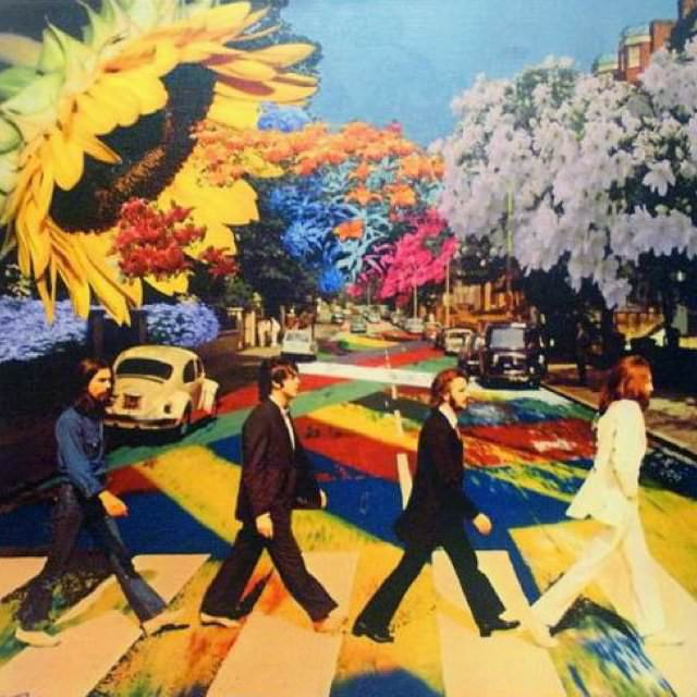 Psychedelic Art - A Trip Through Time : In5D