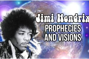 Jimi Hendrix Prophecies And Visions
