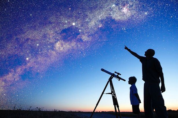 Astronomy 101 - Introduction to Stargazing