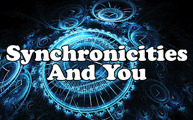 Synchronicities And You