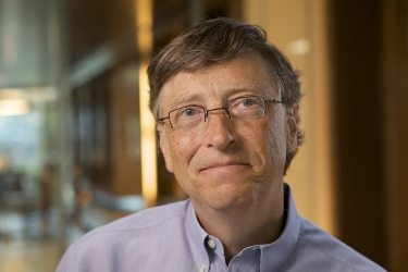 "Bill Gates to talk about ""Living Together"" at the Nelson Mandela Annual Lecture"