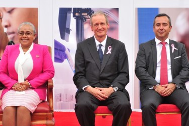 Partnership to Improve Breast Cancer Care Launches in Kenya