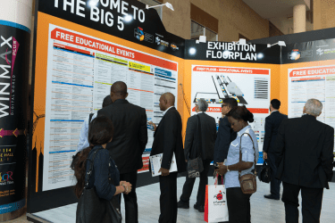 """World-renowned construction show """"The Big 5"""" opens in Kenya"""