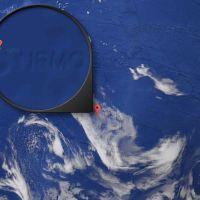 Dünyanın en ıssız noktası güney Pasifikteki Nemo Noktasıdır. Bu nokta en yakın insandan o kadar uzaktadır ki, Uluslararası Uzay istasyonundaki astronotlar bu noktanın üzerinden geçerken en yakın insan konumundadırlar.