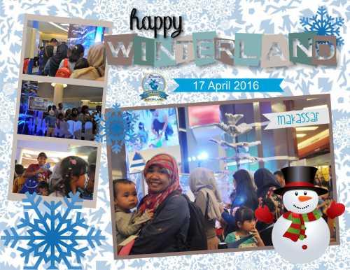 Winterland Makassar Antri