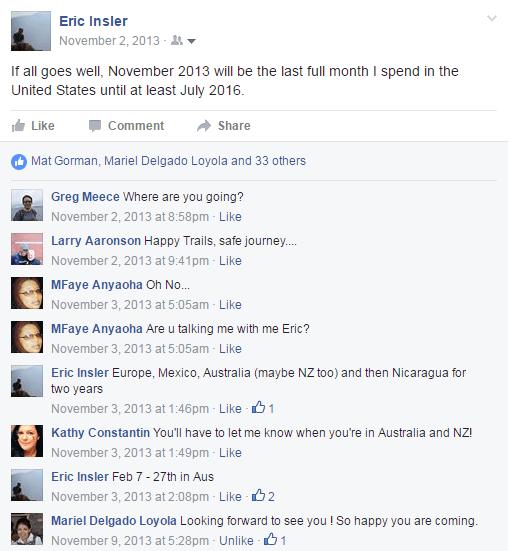 USSA Facebook
