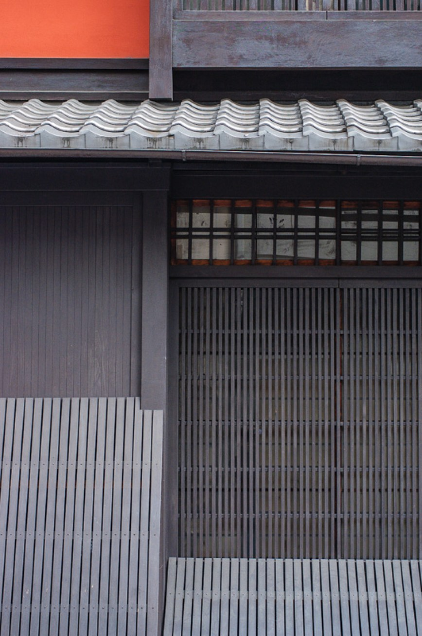 Teahouse in Gion, Kyoto