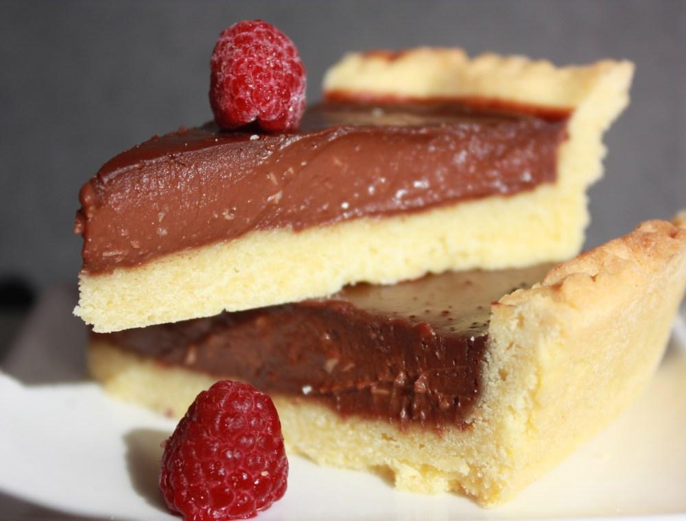 Tarte moelleuse au chocolat: perfetta per papà! (3/3)