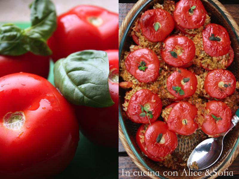 In cucina con... Pila! Pomodori ripieni: scenografici & buonissimi! (1/4)