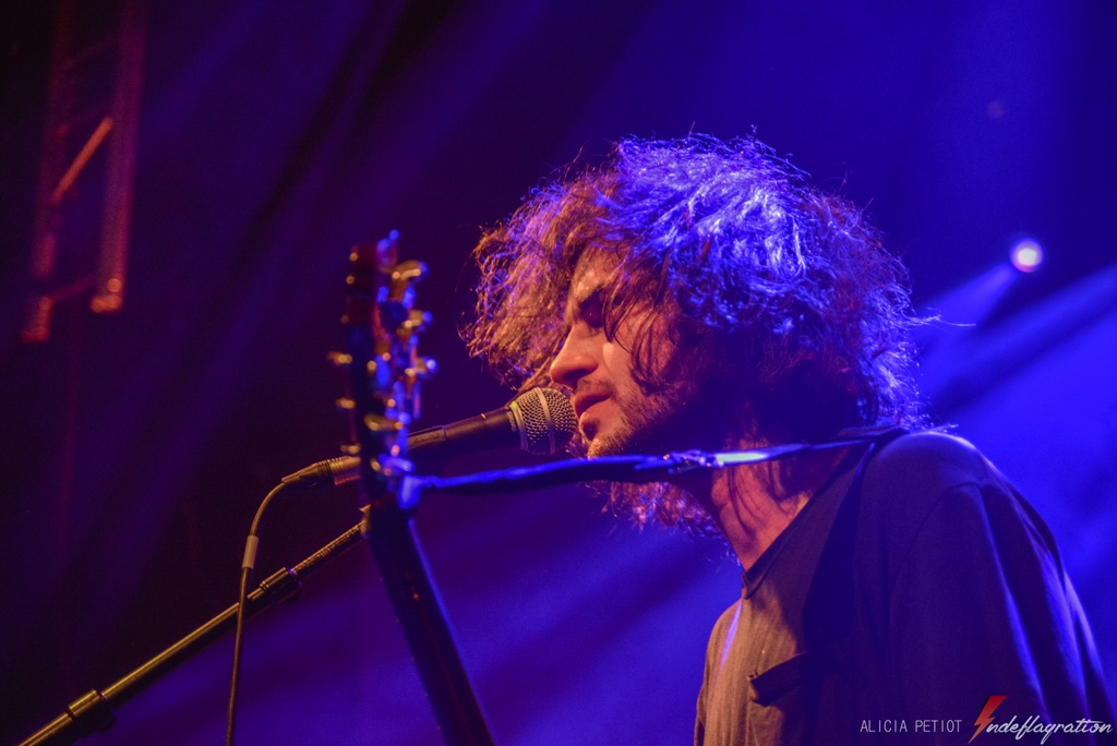 Ryley Walker concert Petit Bain Paris