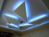 неоновая лента на потолок