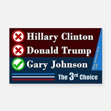 gary_johnson_the_3rd_choice_rectangle_car_magnet