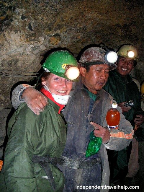 potosi, bolivia, mine, miner, silver mine
