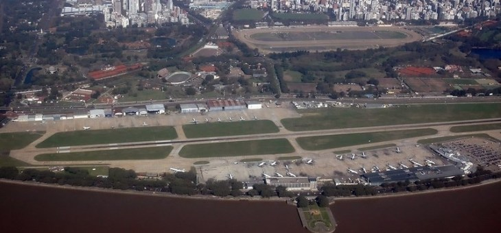 The privatization of Argentine airports.