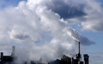 Greenhouse gas levels reach new high