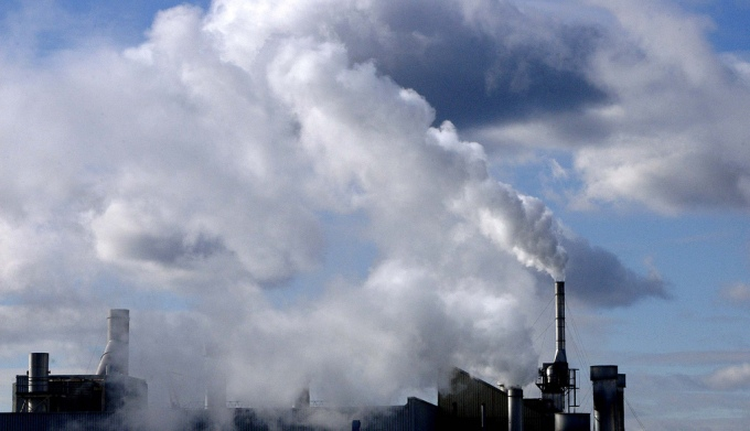 According to most recent estimates, 2014 emissions of carbon dioxide are projected to be 2.5% higher than in 2013 (Image by UN Photo/Kibae Park)