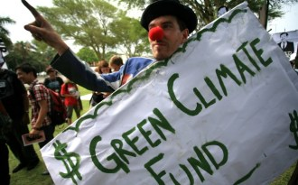 Green Climate Fund: will the pledges be more than just goodwill?