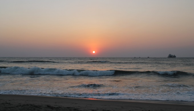 The western Indian Ocean has been warming at a faster rate than any other tropical ocean in the world, according to an Indo-French meteorological study. (Image by Connie Ma)