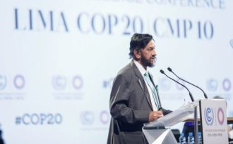 Sexual harassment charge forces Pachauri out of IPCC chair, TERI