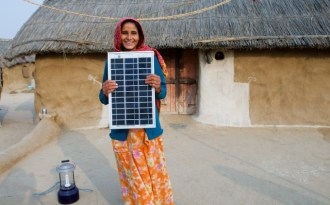 India's renewable energy plans to create over a million jobs