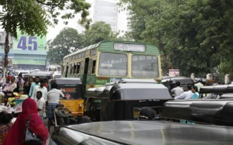 Chennai should levy Rs 30 per trip as congestion charge
