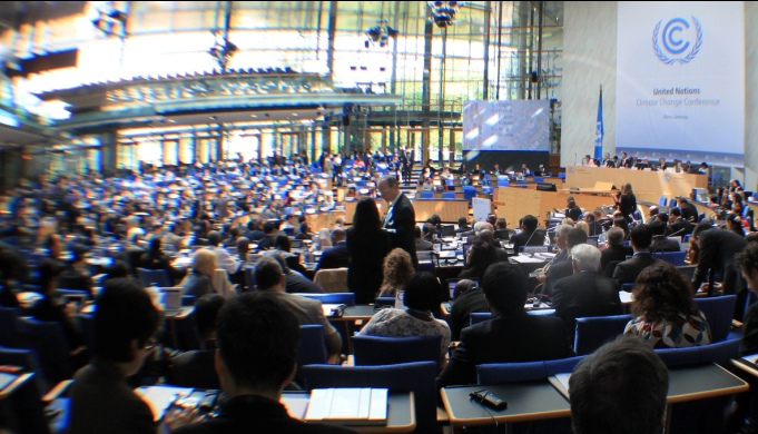 Differences between developing and developed countries remain unchanged at the UN climate summit at Bonn (Image by Sébastien Duyck)