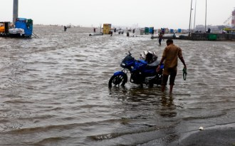 Why Chennai drowned this monsoon