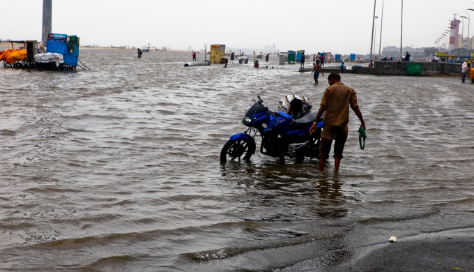 File image of floods in Chennai (Image by Dharma Chandru Photography)