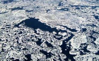 Melting permafrost could blow world's remaining carbon budget
