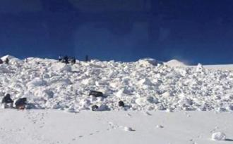Siachen avalanche due to climate change