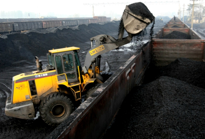 Coal use may have peaked in China, say some analysts, but predictions on China's future energy mix remain difficult as much of renewables capacity is wasted (Image by baike)