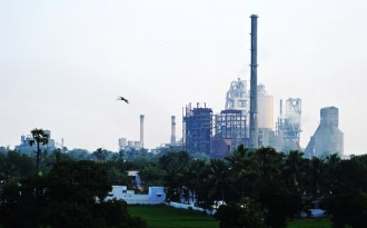 India's cement firms emerge as top emission performers