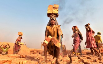 Controversy over how brick kilns clean up their act