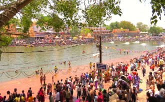 Kumbh Melas start running short of water