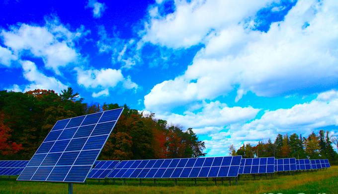 India needs solar forecasting to optimise energy output. (Photo by F.T. Remar)