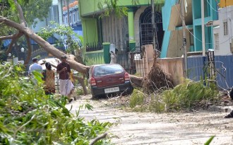 Cyclone Vardah tests Chennai's climate resilience