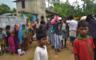 Land grab for projects fuels atrocities against Rohingyas
