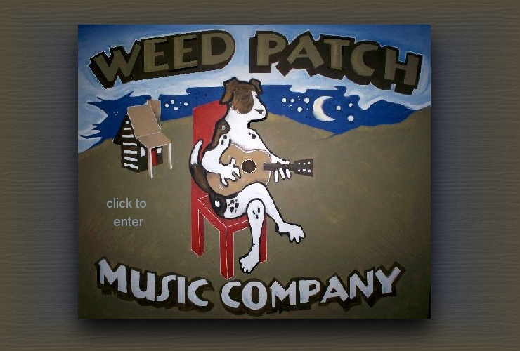 weed patch music